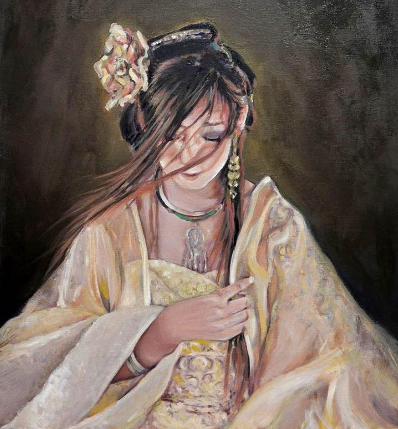 Wenli Liu, Transparent Robe, Su Tong, Zawieście czerwone latarnie, Okres ochronny na czarownice, Carmaniola