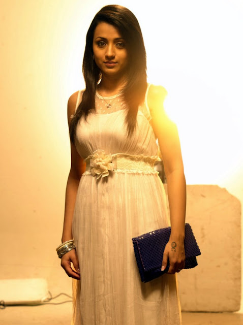 Trisha Krishnan samar movie stills