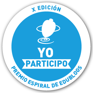 Premio Espiral de Edublogs