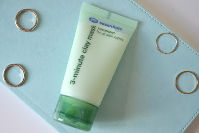 Boots Cucumber 3 Minute Clay Mask
