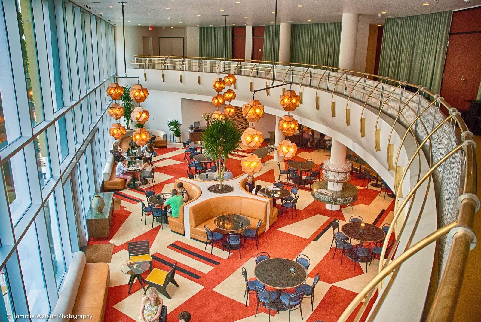 Photo Tour Of New Durham Hotels Bites Of Bull City