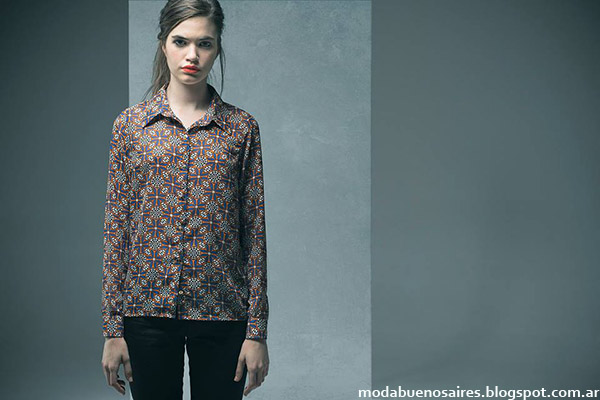 Camisas invierno 2015 Doll Store.