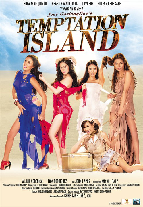 Temptation Island 2011 Pinoy Movie