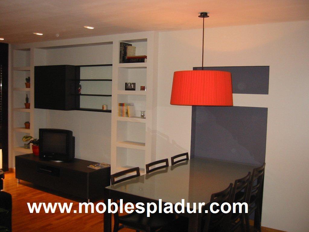 Pladur barcelona noviembre 2012 for Cancio muebles