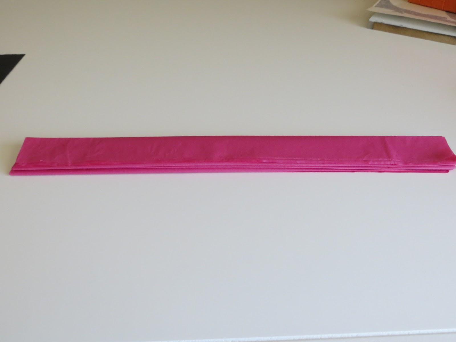 DIY Tissue Bow Tutorial - The Lovebugs Blog