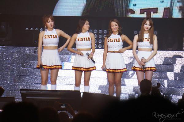 Sistar Mini Concert S Hong Kong