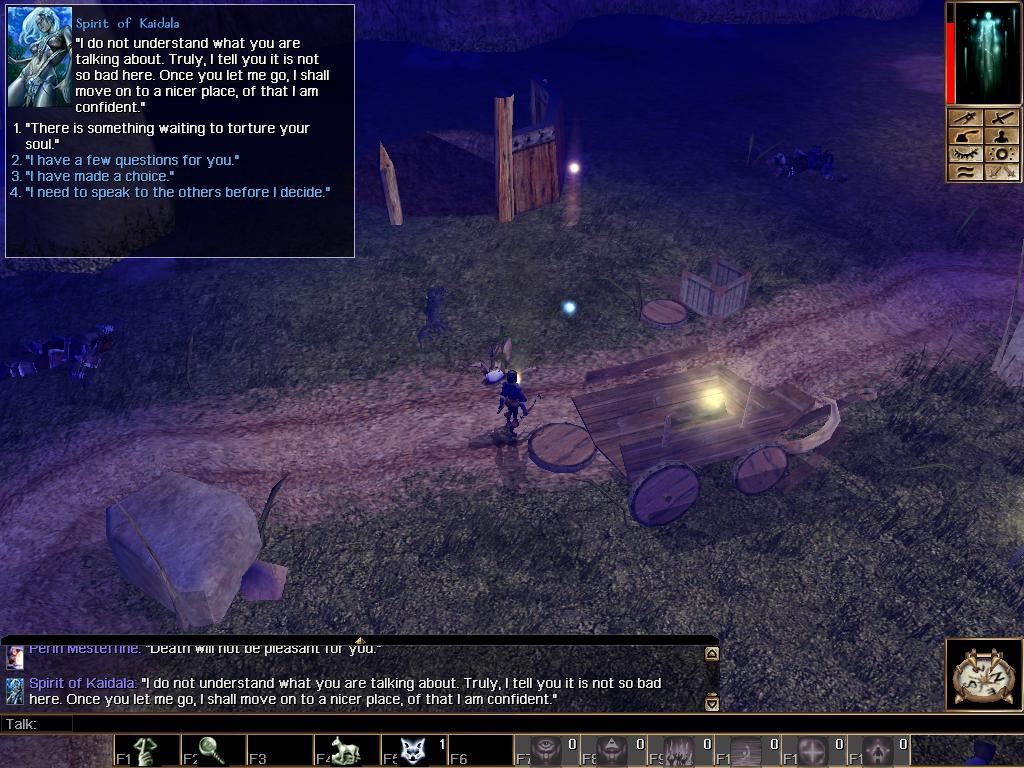 neverwinter nights 2 influence guide