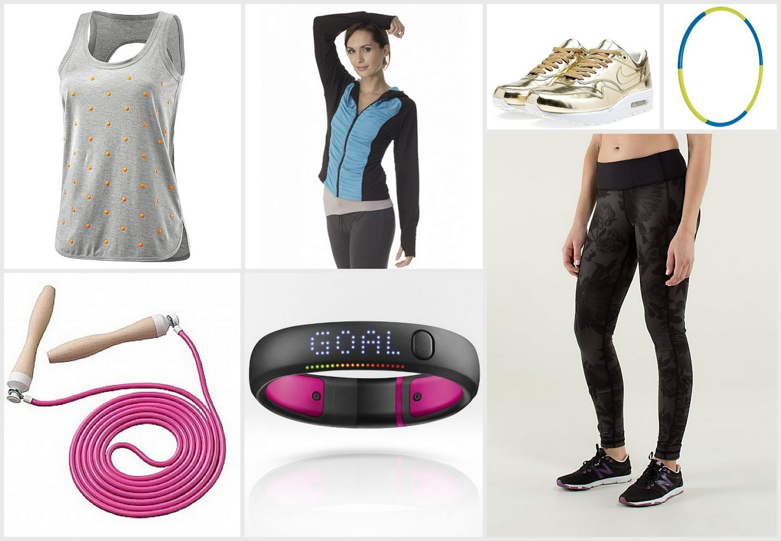 before the big days christmas personal training gift list