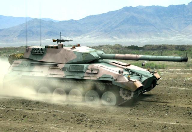 Tank TAM, Argentina