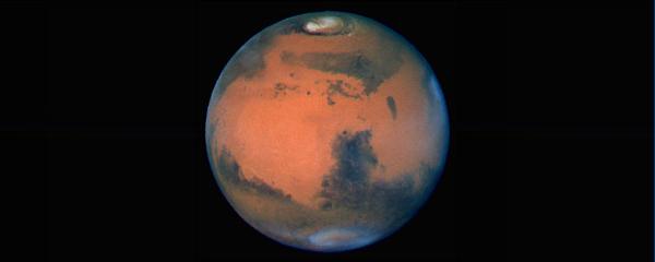 Противостояние Марса 2010