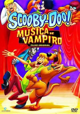 Scooby-Doo!: Música de Vampiro - DVDRip Dual Áudio