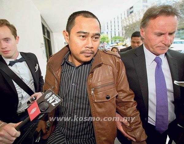 Muhammad Rizalman Ismail Di Ikat Jamin