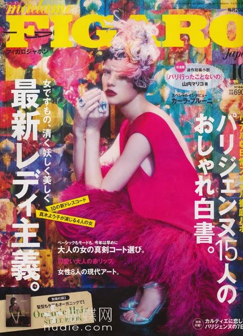 FIGARO japon (フィガロジャポン)  October 2013年10月号