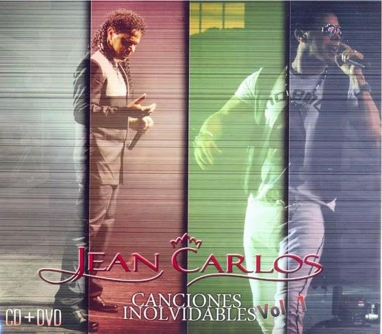 Jean Carlos - Canciones Inolvidables - Vol.1 (2014)