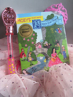 Moeys Music party, Happily Ever Moey DVD Set
