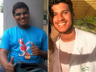 Depois de abandonar carne, jovem perde 38 kg e faz curso de nutrição