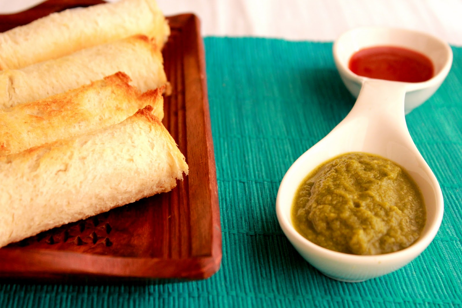 Rinku\'s Kitchen Treats: Toasted Sandwich Rolls