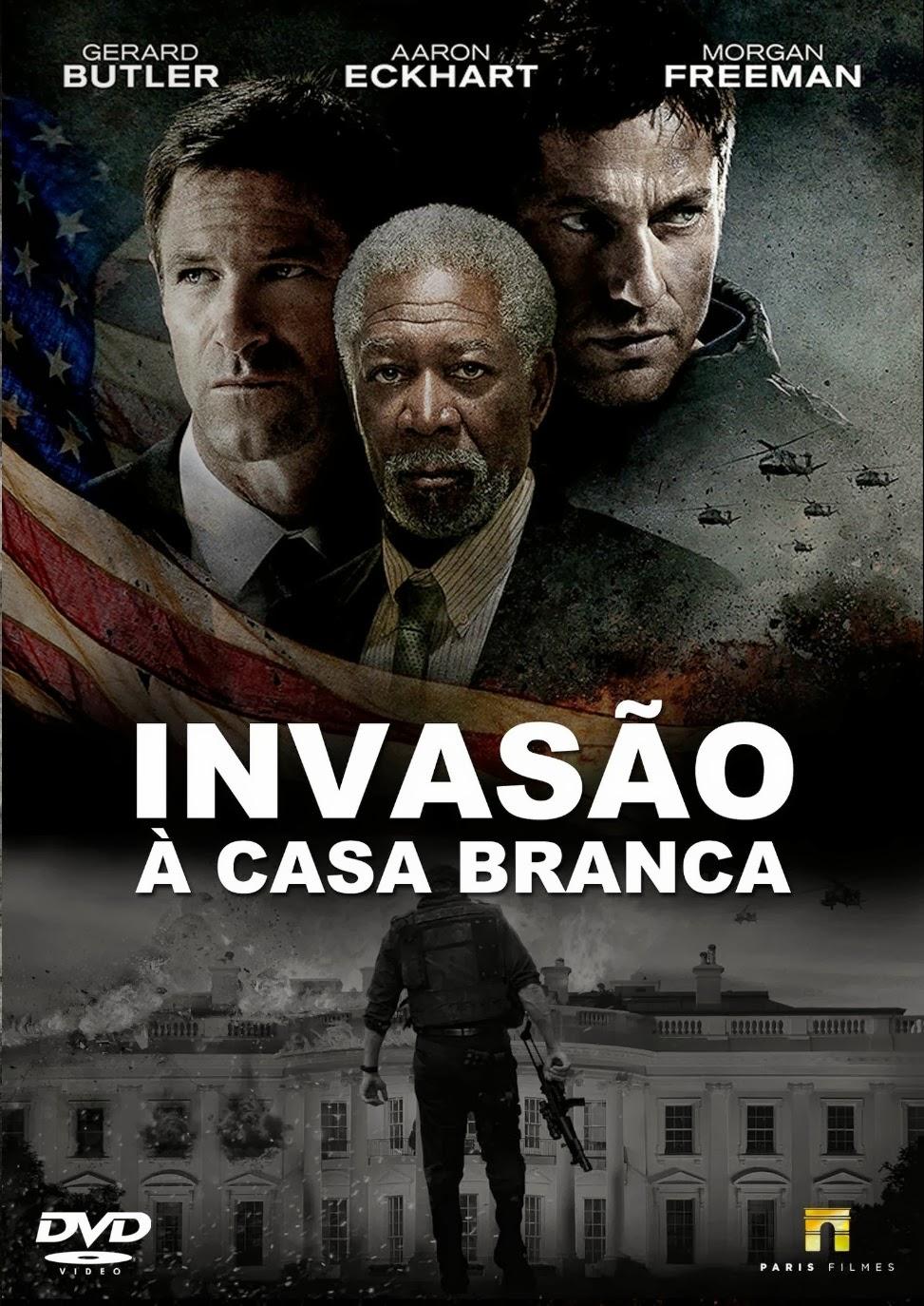 Invasão à Casa Branca – Legendado (2013)