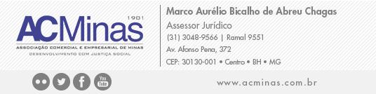 ASSESSOR JURÍDICO - ACMINAS