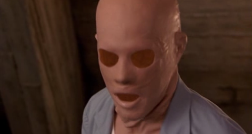 Kevin Bacon, Hollow Man,