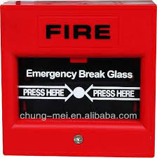 Manual Fire Alarm (Alarm Kebakaran)