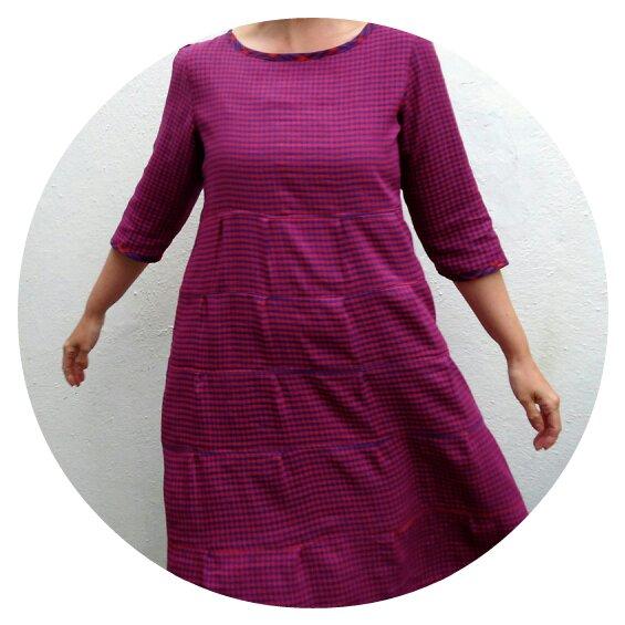 Sato Watanabe: Tiered dress