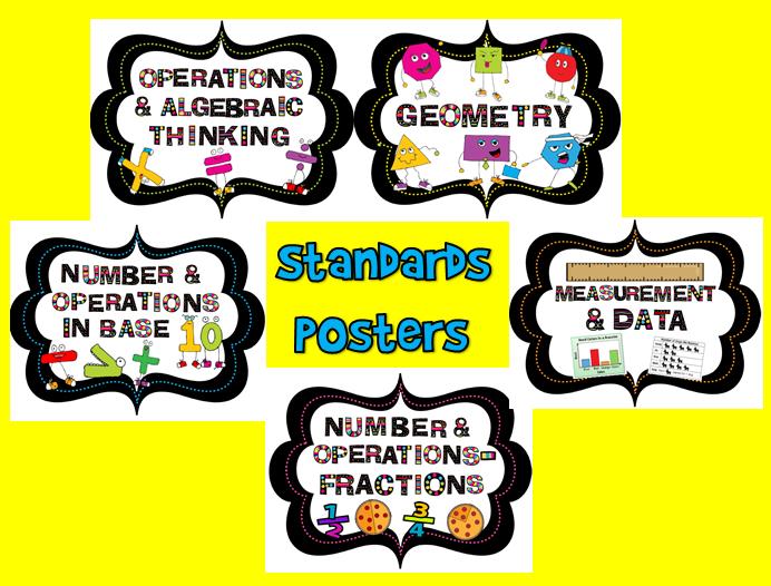 Math - Mrs. Cornwell'-s Fourth Grade Class