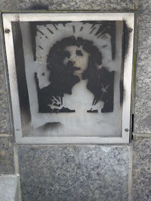 Graffiti, Streetart, Stencil, Urbanart