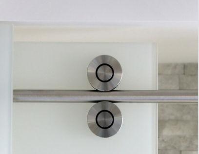 Fotos y dise os de puertas corredera puerta - Mecanismos de puertas correderas ...