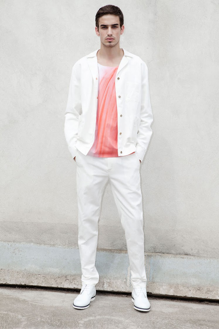Hien Le Spring/Summer 2013 Lookbook Men/Women