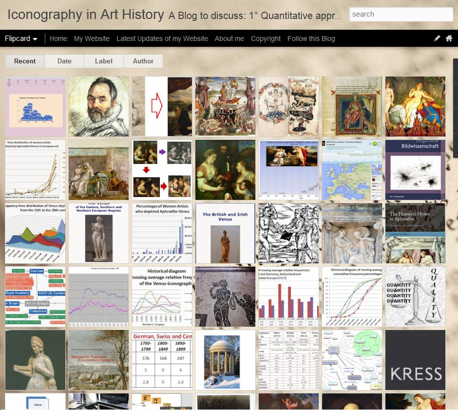 an analysis of iconography in art history