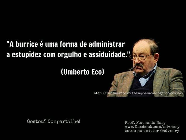 Umberco Eco