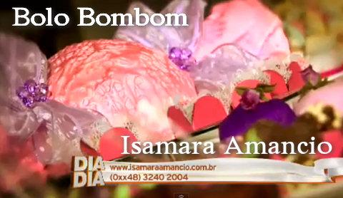 Bolo de Chocolate, Isamara amancio
