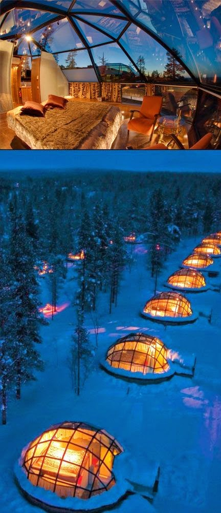 10 Amazing Hotels To Visit
