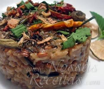 receita de risoto 7 grãos