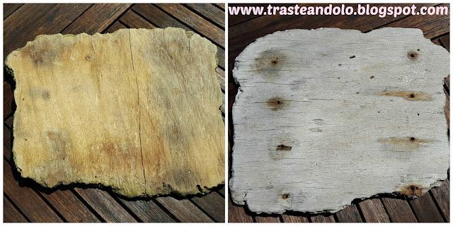 tabla madera trasteando trasteandolo