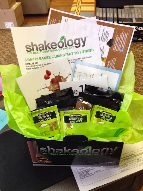 shakeology cleanse