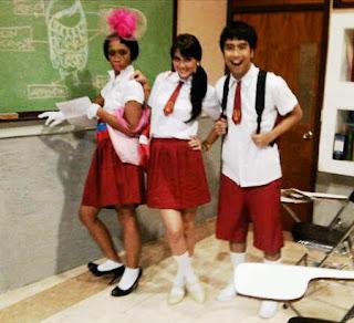 Seragam Sekolah di Thamrin City