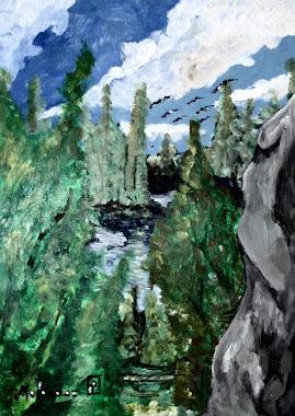 Río arbolado 18-12-96