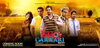 Ishq Garari movie poster