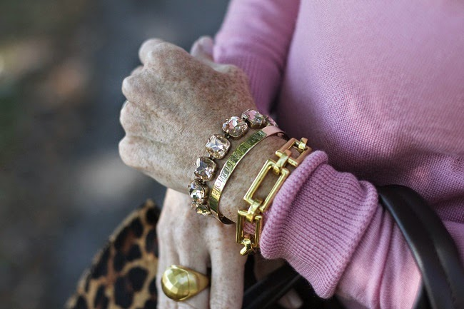 jcrew bracelet, julie vos bracelet, accessory concierge fight like a girl bracelet, julie vos ring
