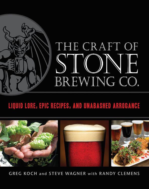 ... Blog: Stone Pale Ale and Garlic-Stir-Fried Brussels Sprouts Recipe