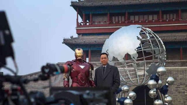 Homem de Ferro 3 Dr. WU