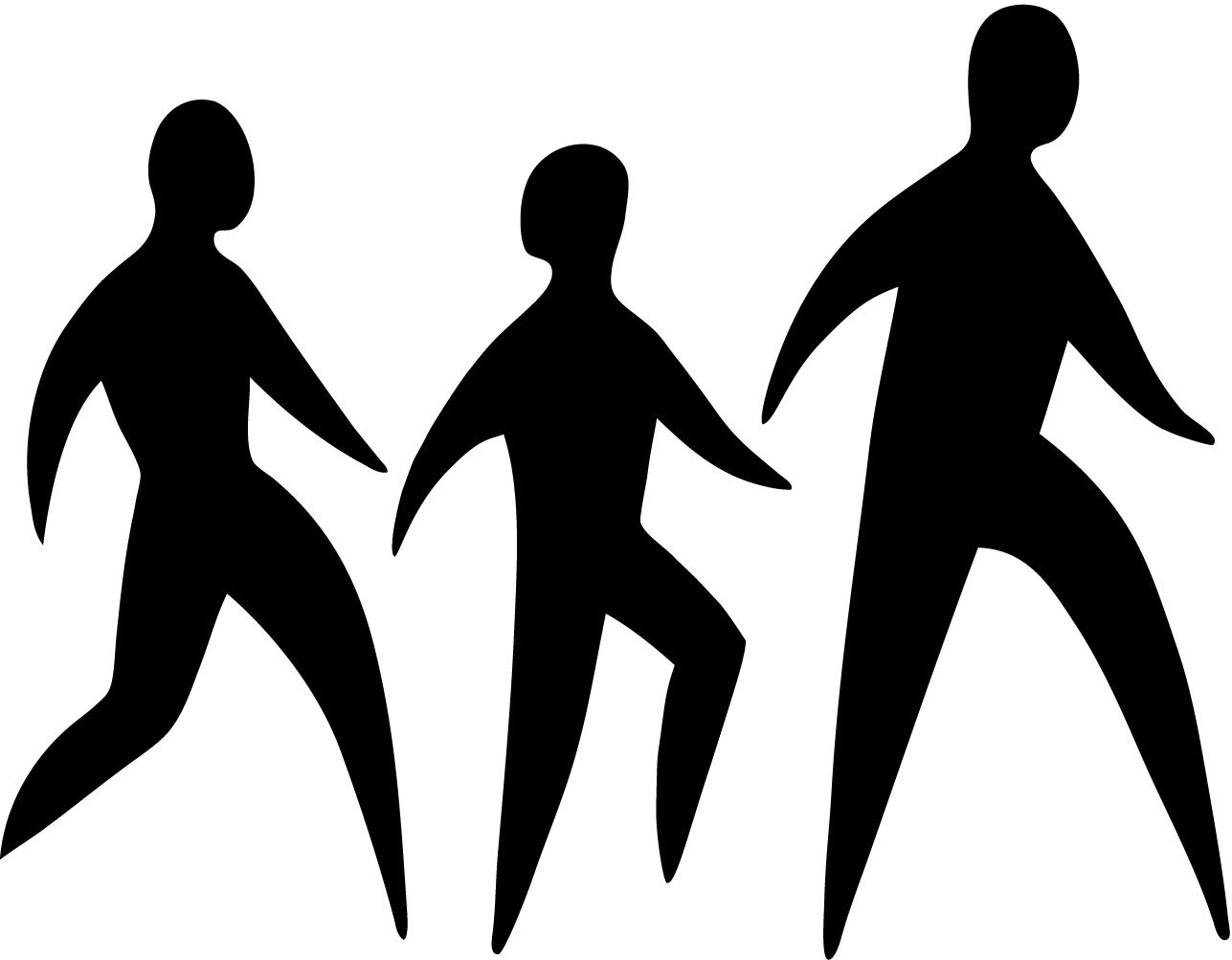 Rebecca Sutherland: Walking for Health - Logo