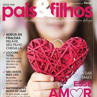 Blog MãeLiteratura é parceiro oficial da Pais&Filhos