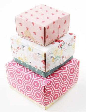 cara membuat kotak hadiah sederhana unik dan keren