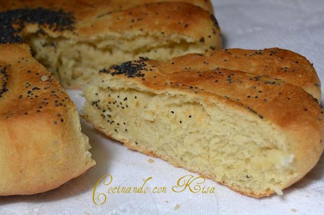 Cocinando con kisa pan de suero de leche y semillas de for Pane con kitchenaid