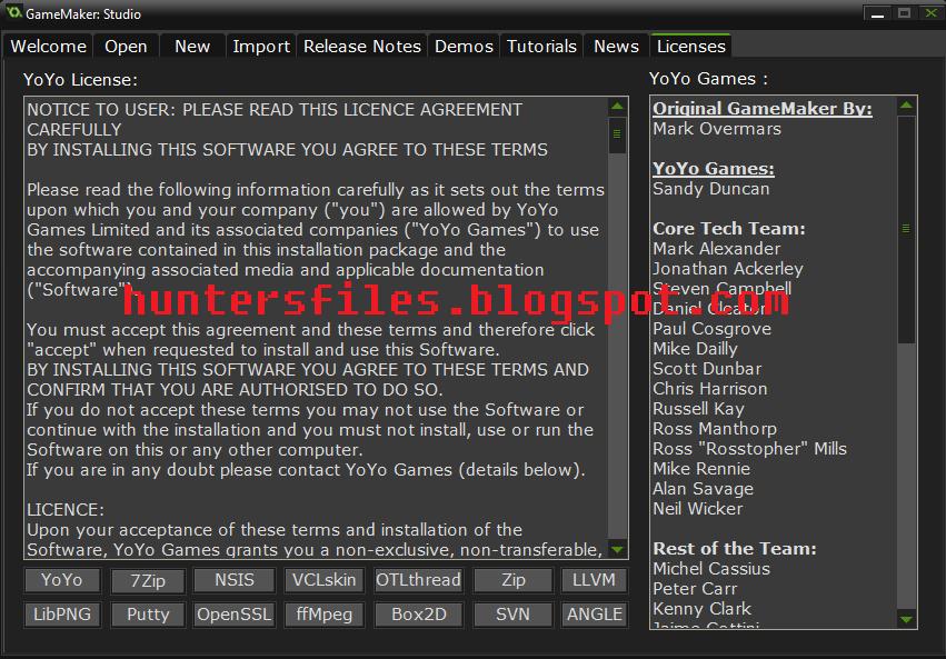 Gamemaker studio professional edition 1 4 1451 license gamemaker