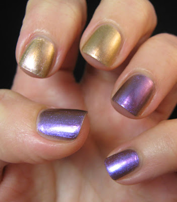 China Glaze Swanky Silk No Plain Jane