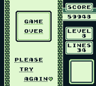 Tetris Gameplay Screenshot 03